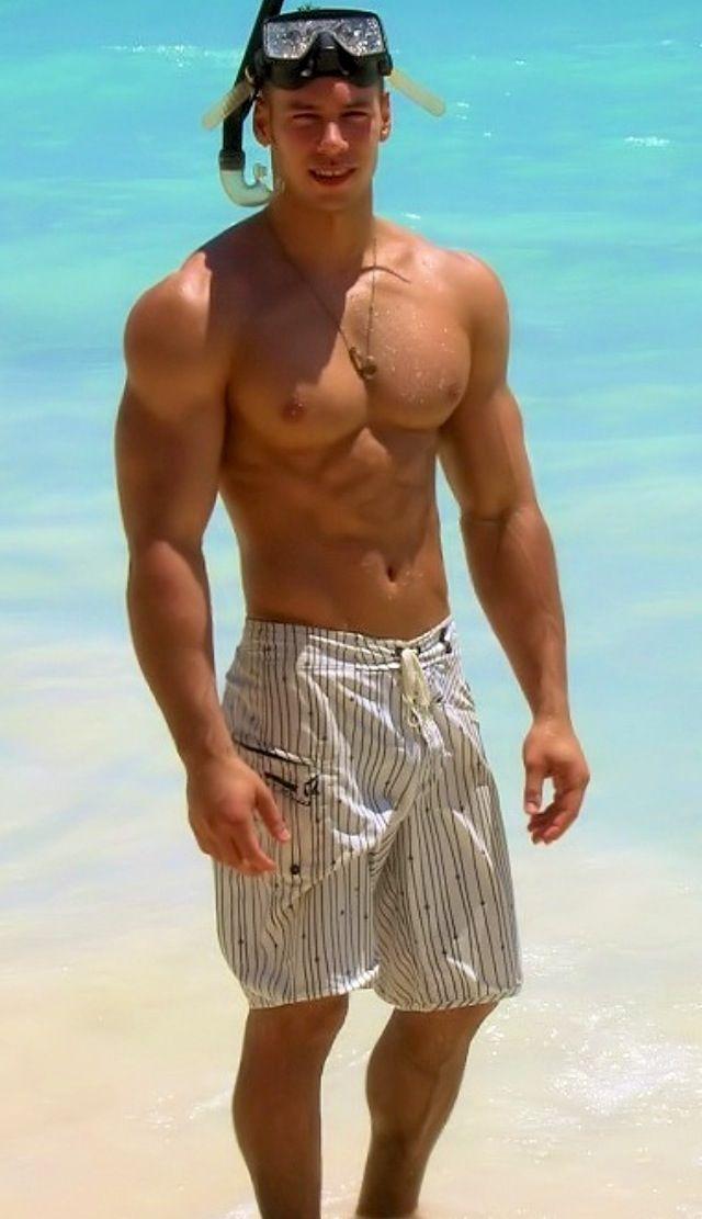 GORGEOUS MEN: Brazilian Male Hustlers (naked)