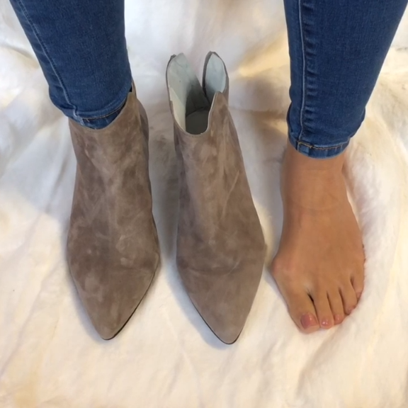 Belle | Stylish wide fit comfortable boots for women with bunions