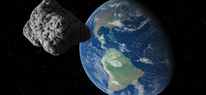 NASA On Alert: Huge Asteroid On Near-Collision Course With Earth