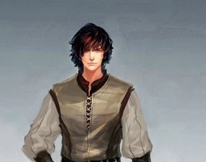 Ronan does look a bit more up-beat, and has lighter hair, but this certainly could resemble him when he was younger.