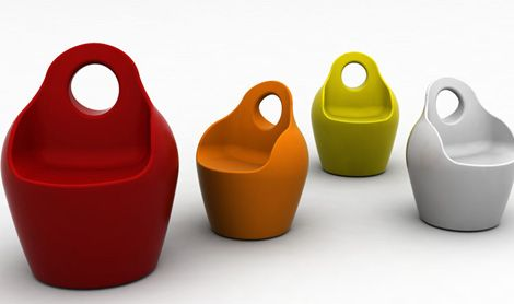 Modern Plastic Outdoor Chairs.Modern Plastic Outdoor Chairs By Domitalia Outdoor Plastic