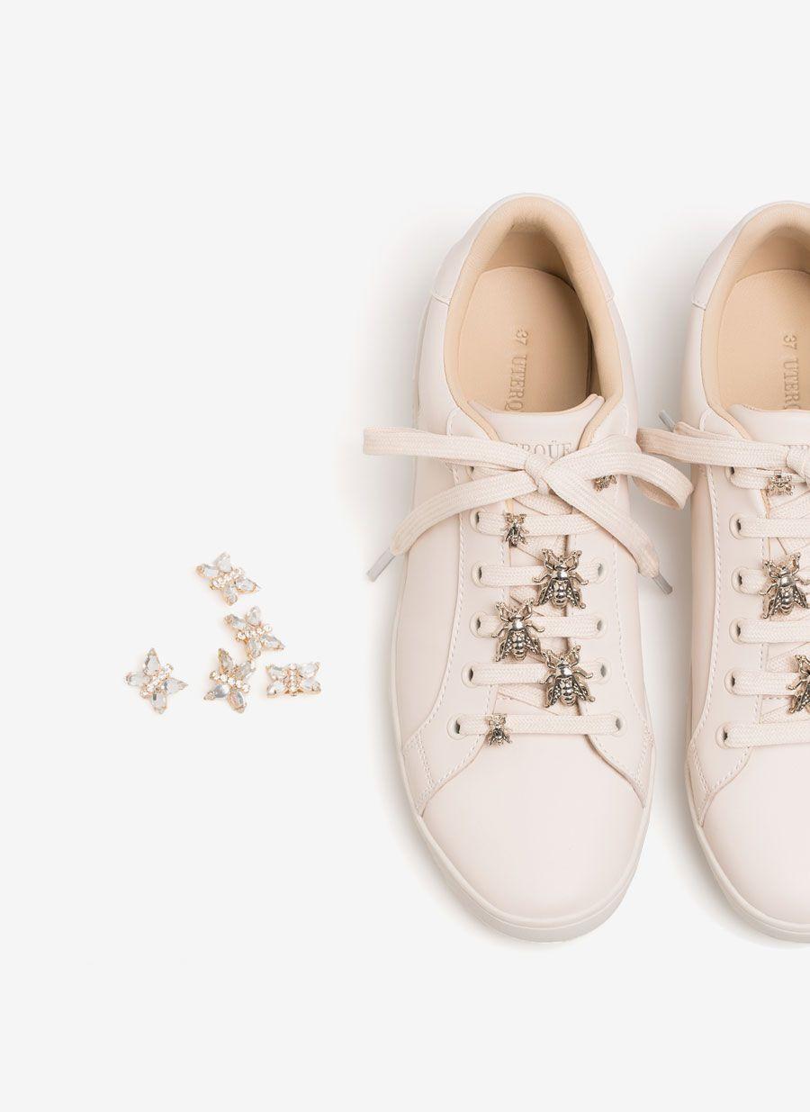 Uterqüe Portugal Product Page - Calçado - Sapatos rasos - Ténis fantasia - 89