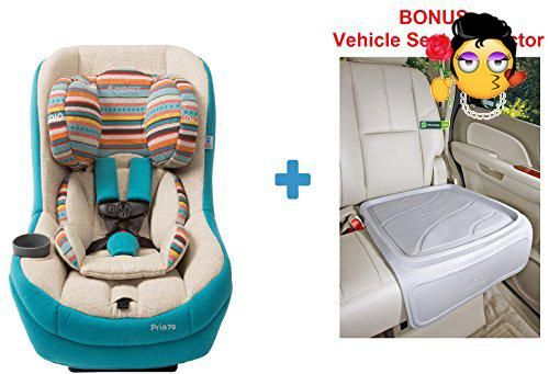 Maxi-Cosi Pria 70 Convertible Car Seat with BONUS Vehicle Seat ...
