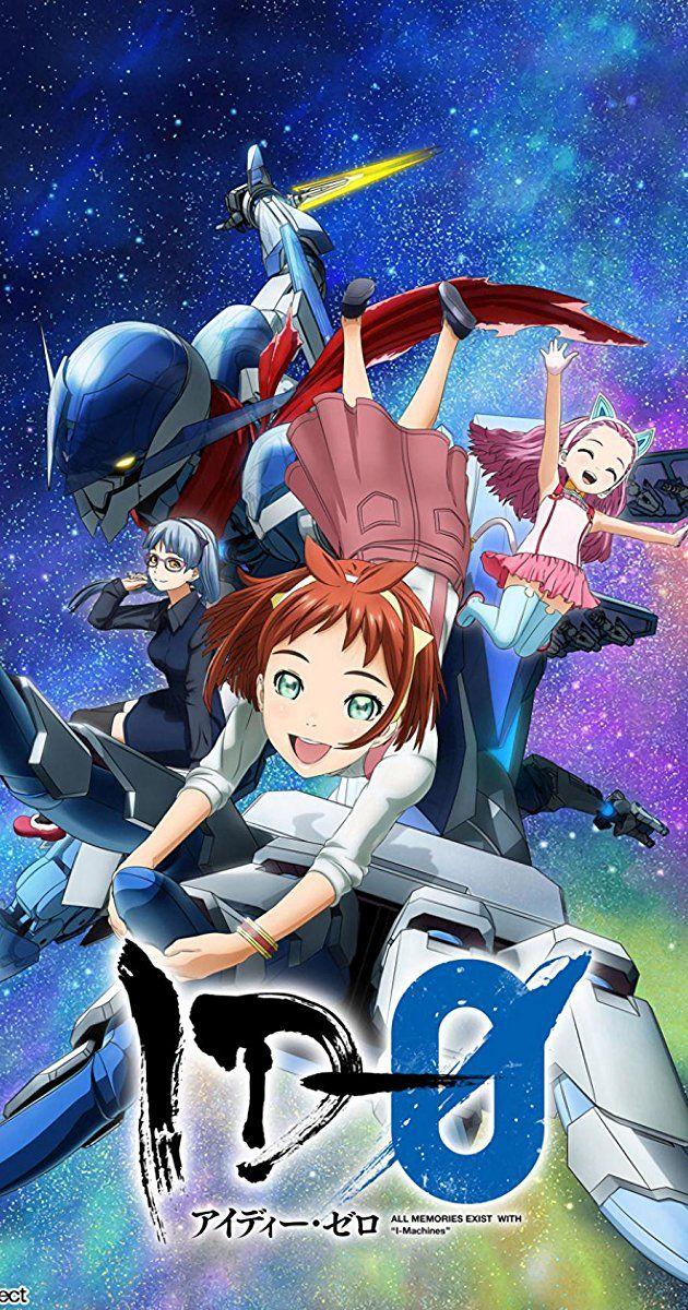 ID0 (TV Series 2017) IMDb Anime