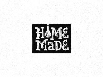 Homemade Type Logos Pinterest Logo Food Logos And Food Logo