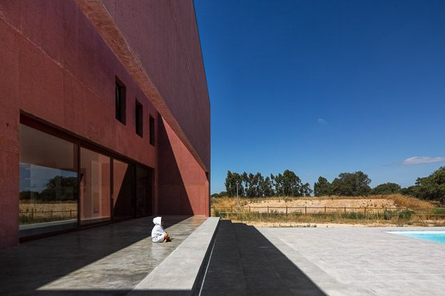 Project 3 Pátios in Benavente, Portugal. #anaepedroprojects
