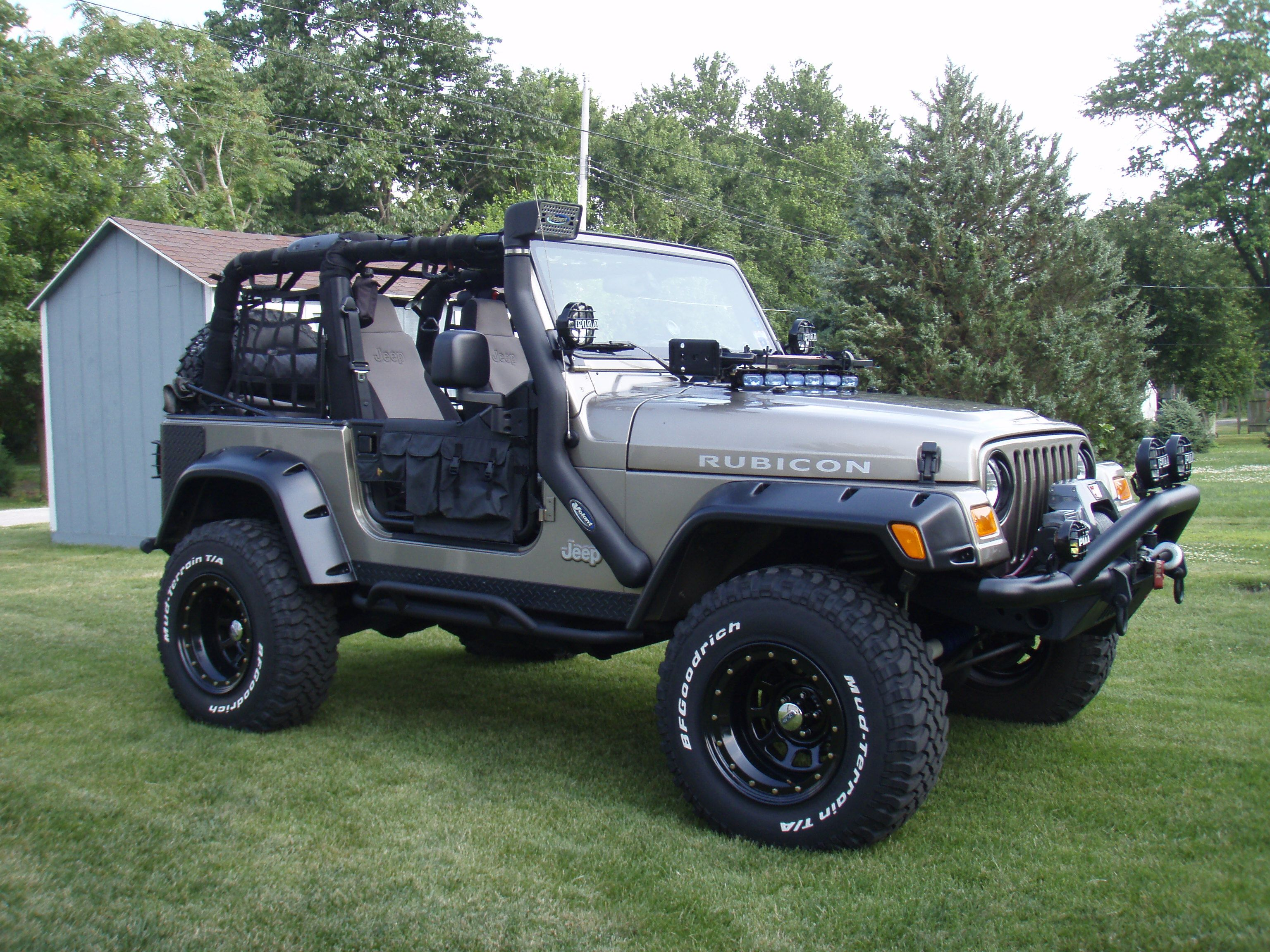 2005 jeep wrangler rubicon for sale
