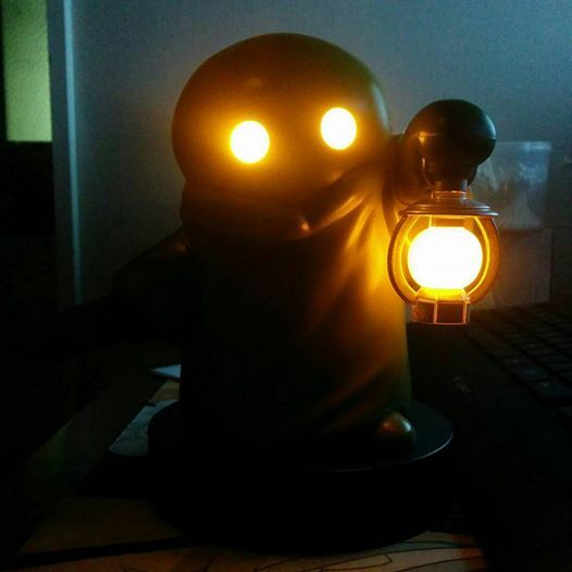 This Tonberry Lamp Is A Little More Unsettling Than I Thought Lamp Cool Stuff Movie Game