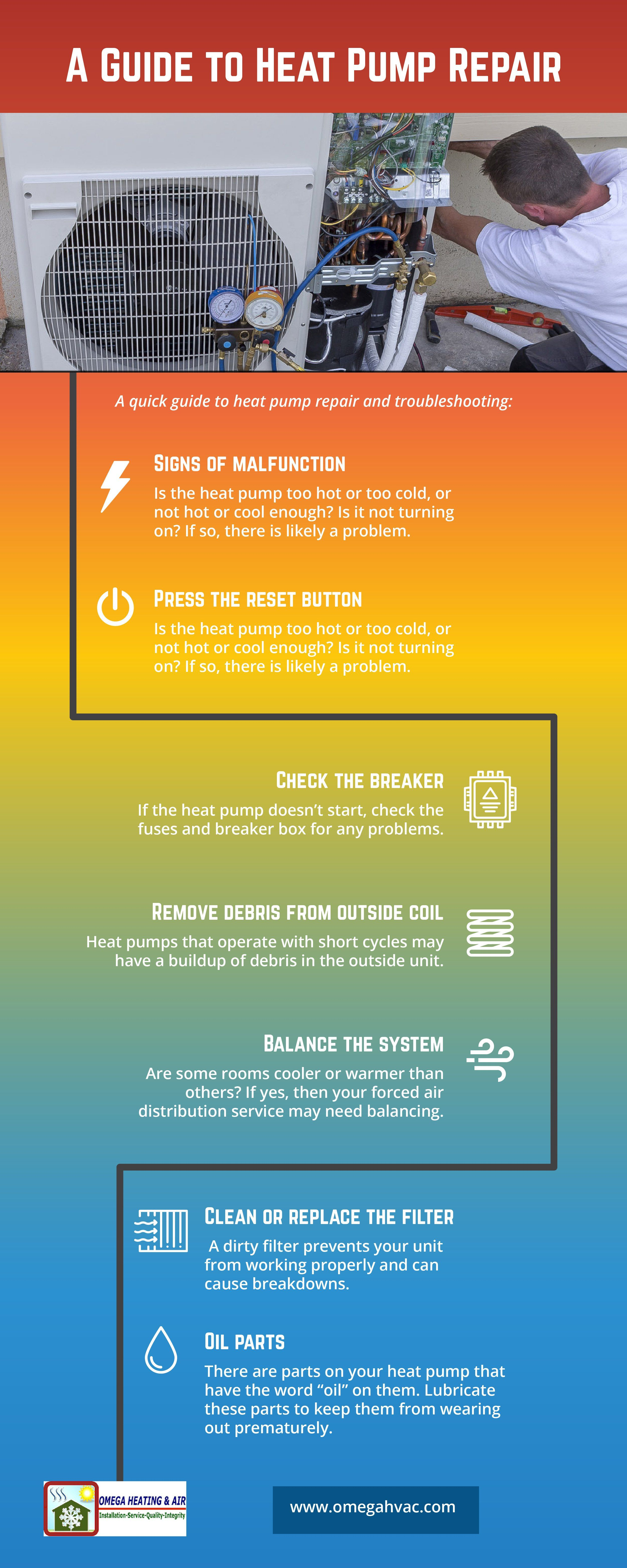 Is your heat pump not working well? Check out this quick