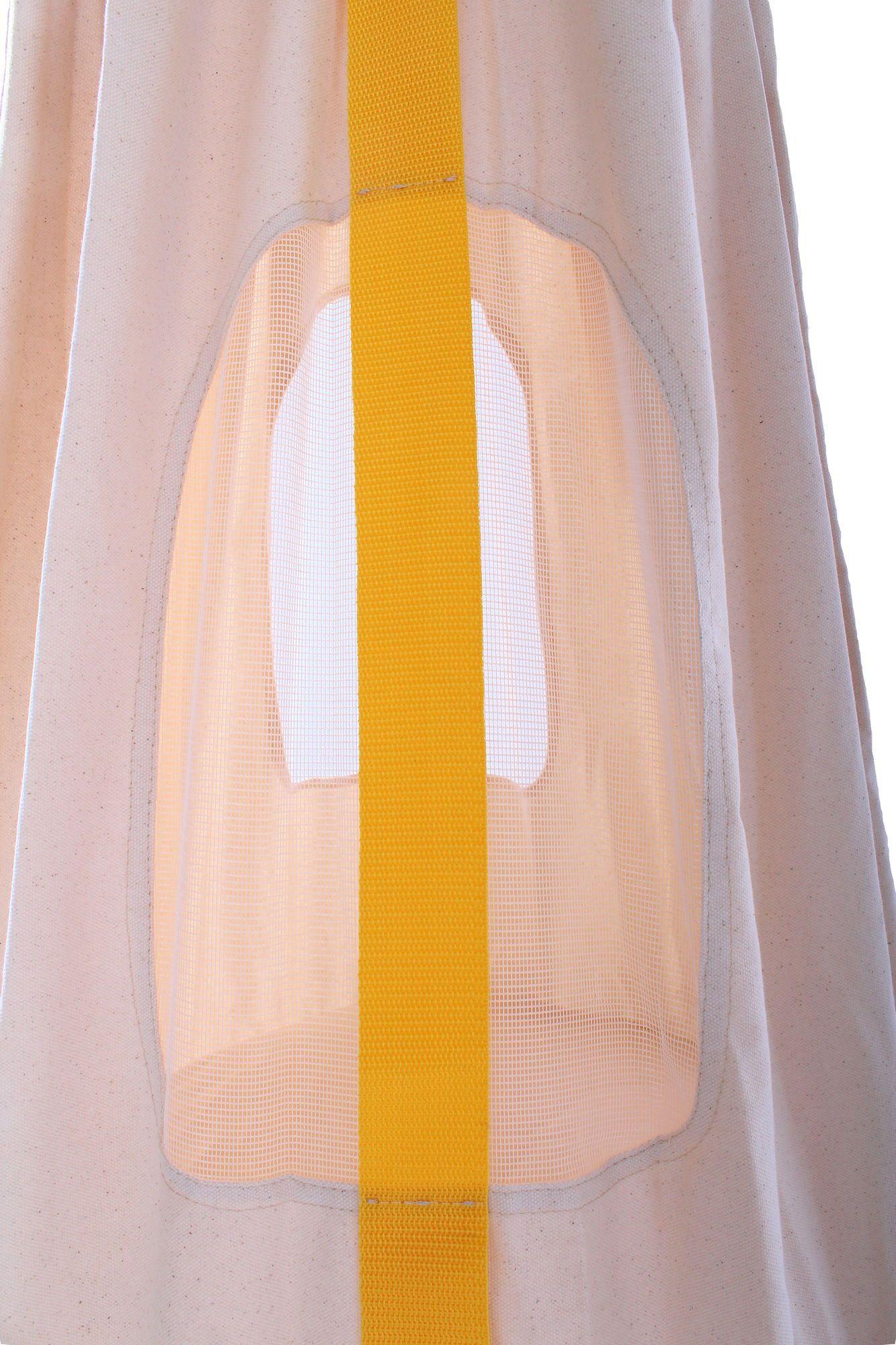 Kinderzimmer decke kinder hängehöhle hängesitz mit aufhängung von hobeagermany