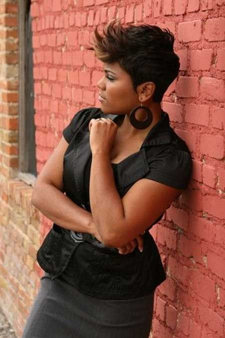 Awe Inspiring 1000 Images About Short Hairstyles On Pinterest Nia Long Black Hairstyles For Women Draintrainus