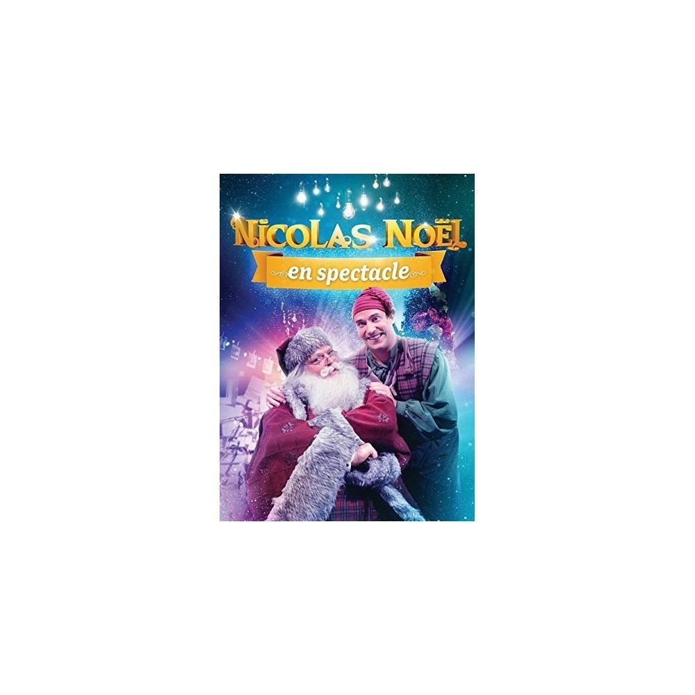 Nicolas Noel en Spectacle (Dvd)