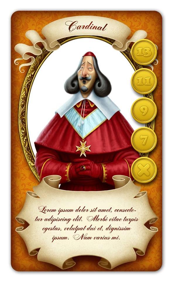 Карточные настольные игры гвинт