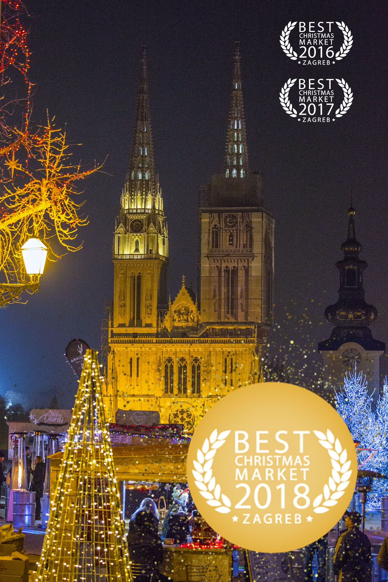 Zagreb Is Once Again The Best European Christmas Market Best European Christmas Markets Christmas Market Best Christmas Markets