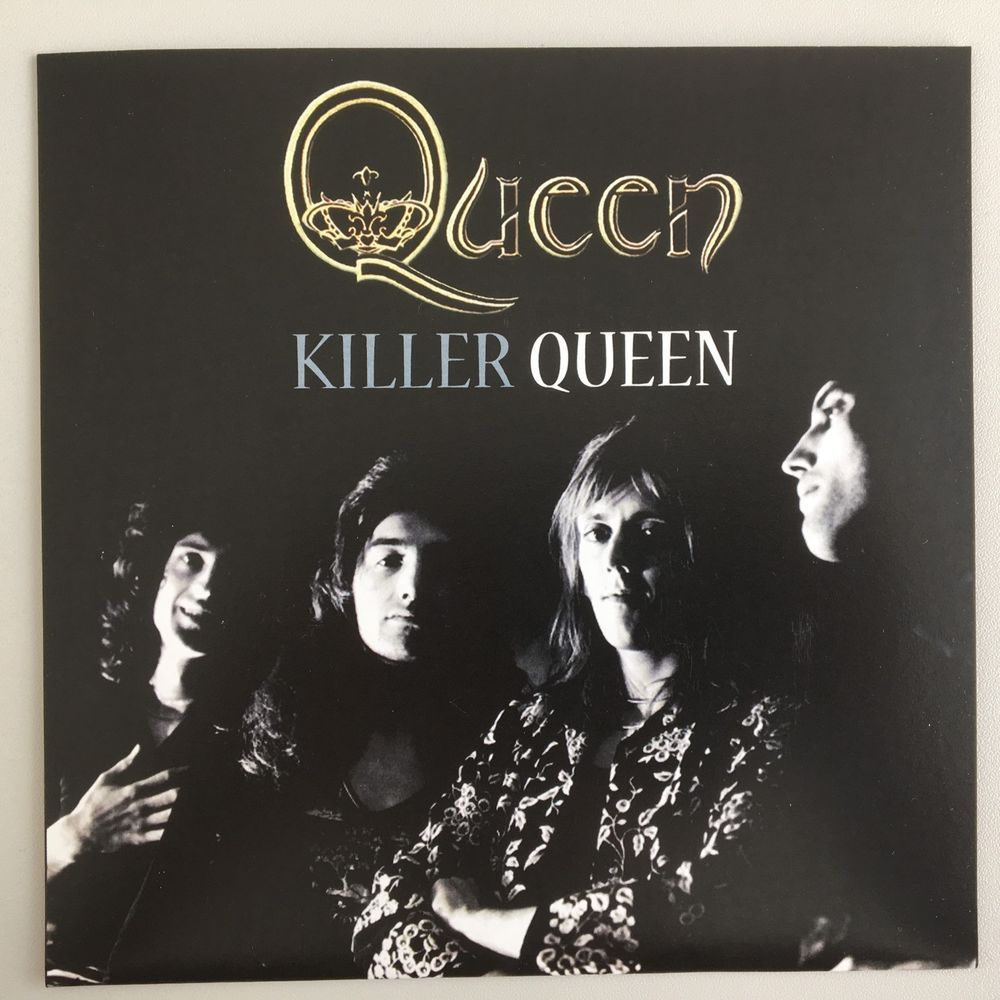 Details over Queen - Killer Queen - SPAIN - UNIQUE sleeve UK vinyl
