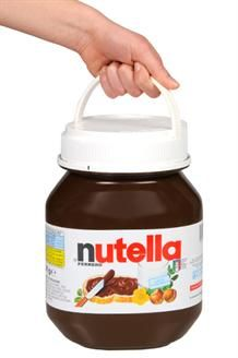 pot de nutella 5 kg nutella. Black Bedroom Furniture Sets. Home Design Ideas
