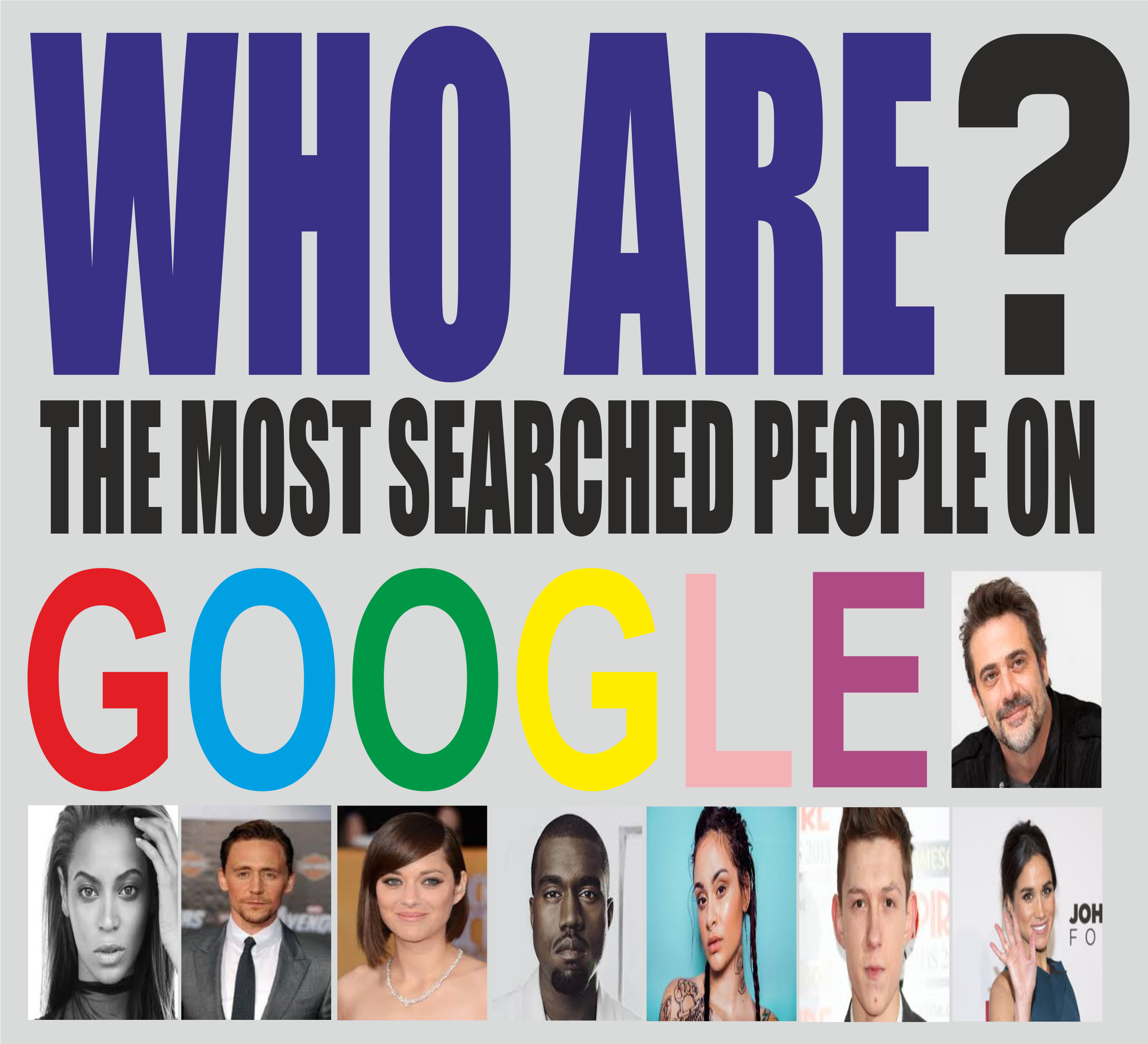 Photo of GGOGLE MOST SEARCHED CELEBRITIES 2016 free-pub-quiz-que …