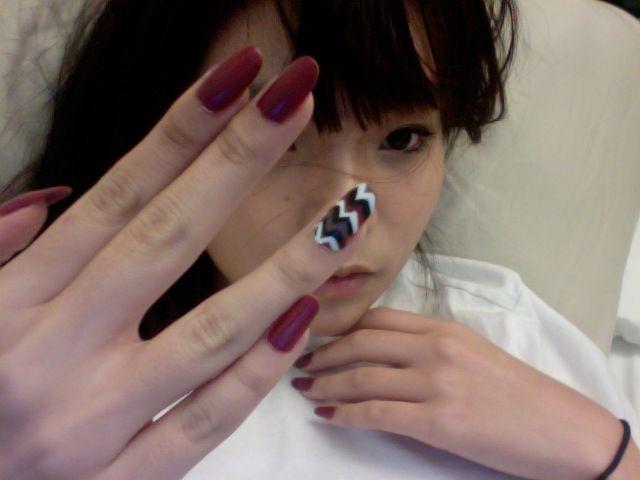 missoni nails
