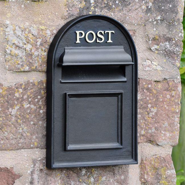 Oxford Through The Wall Post Box Post Box Letter Box Post Box Wall Mounted