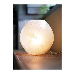 IKEA - KNUBBIG, Lámpara de mesa, , Confiere una suave iluminación ambiental.