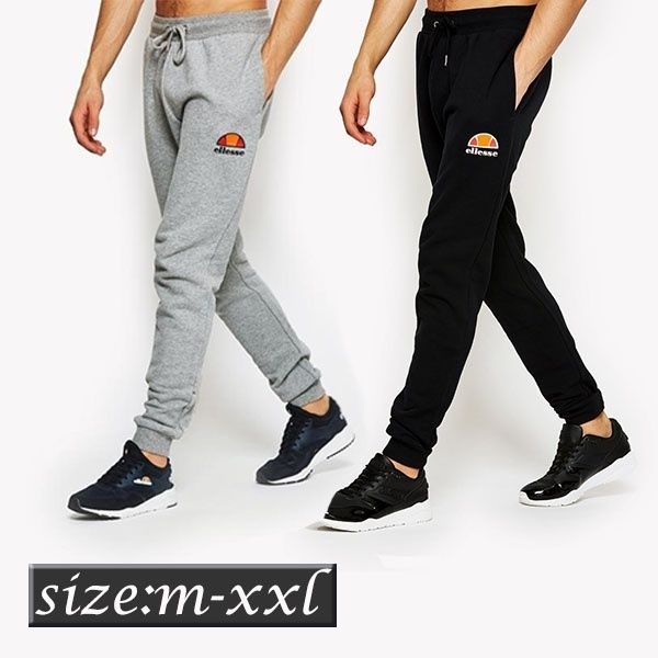 Ellesse Ovest Jog Pants Sweatpants for Men | Mens sweatpants