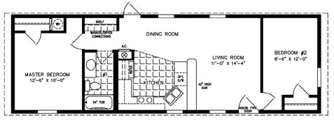 Amazing House Plans Under 500 Square Feet 11 500 Square Foot