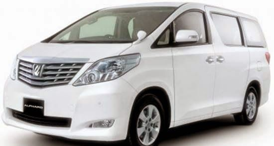 2015 Toyota Alphard In Usa Toyota Auto Price And Release Toyota Alphard Toyota Used Toyota
