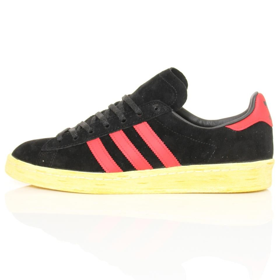 new styles 41ef6 86a23 Adidas Originals Campus 80s Mita Black G63525 wellgosh