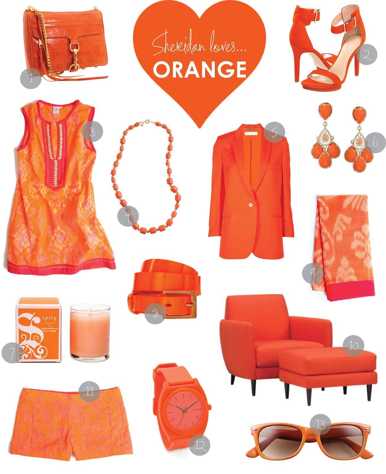 Color Crush :: Orange