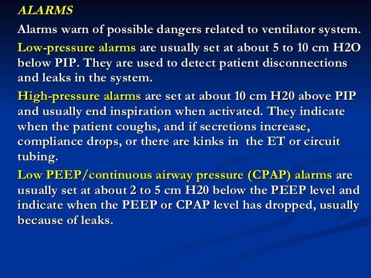 ventilator basics for nurses   Mechanical Ventilation on