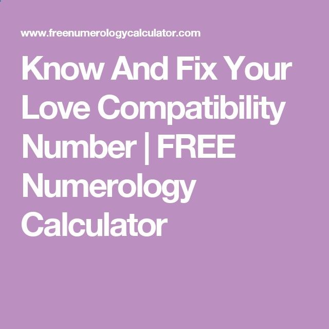 Love compatibility meter by date of birth