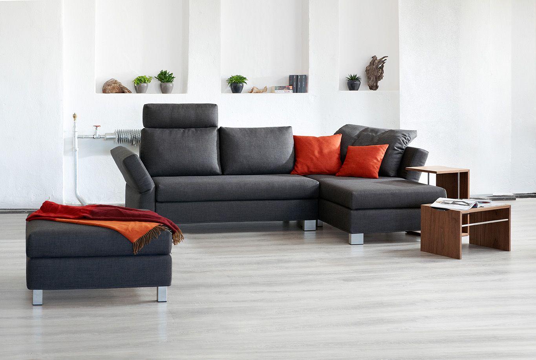 Sofa als wohnlandschaft oder schlafsofa ausziehbar for Wohnlandschaft ausziehbar