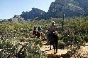 The Hilton Tucson Conquistador Resort