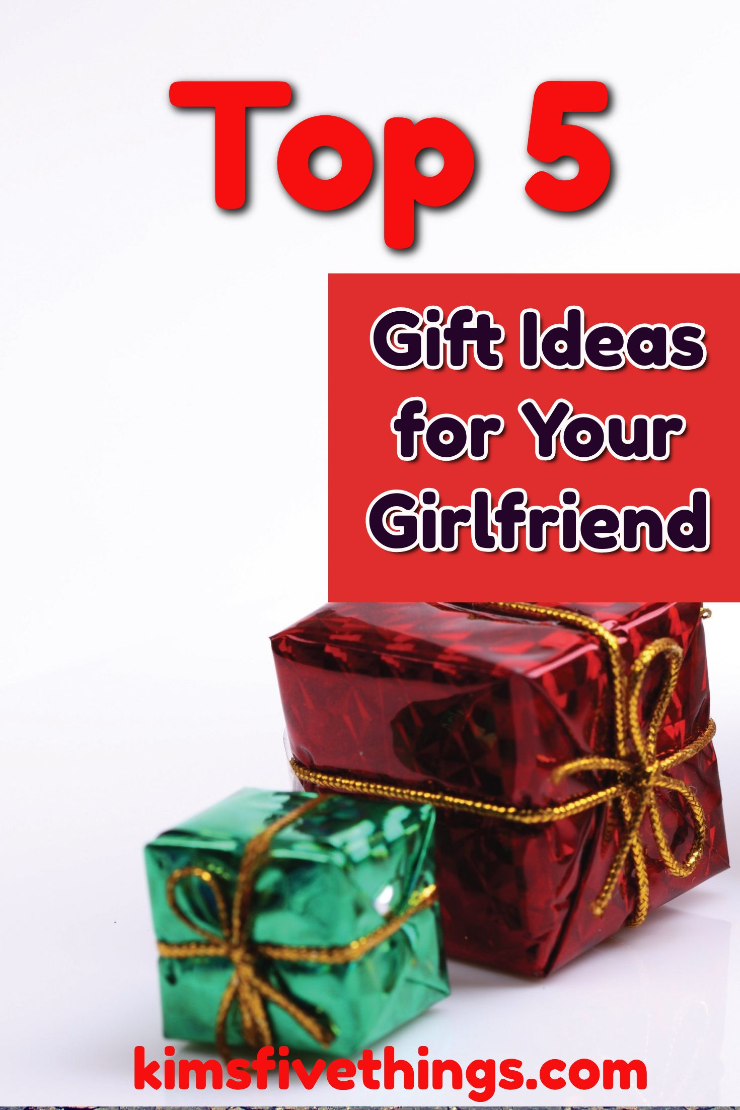 Top 5 Christmas Gifts For Your Girlfriend Special Presents For A Girlfriend Gifts For Your Girlfriend Top 5 Christmas Gifts Christmas Gift For You