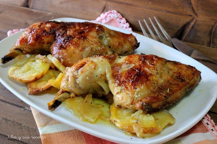 Pollo Asado Pollo Asado Con Hierbas Recetas De Pollo Asado Pollo