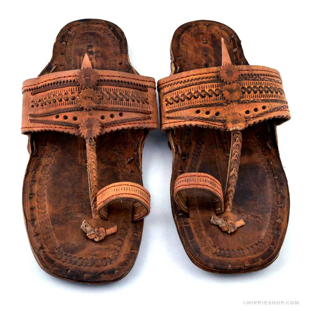 Water Buffalo Sandals Brown Unisex 10 On Sale For 21 99