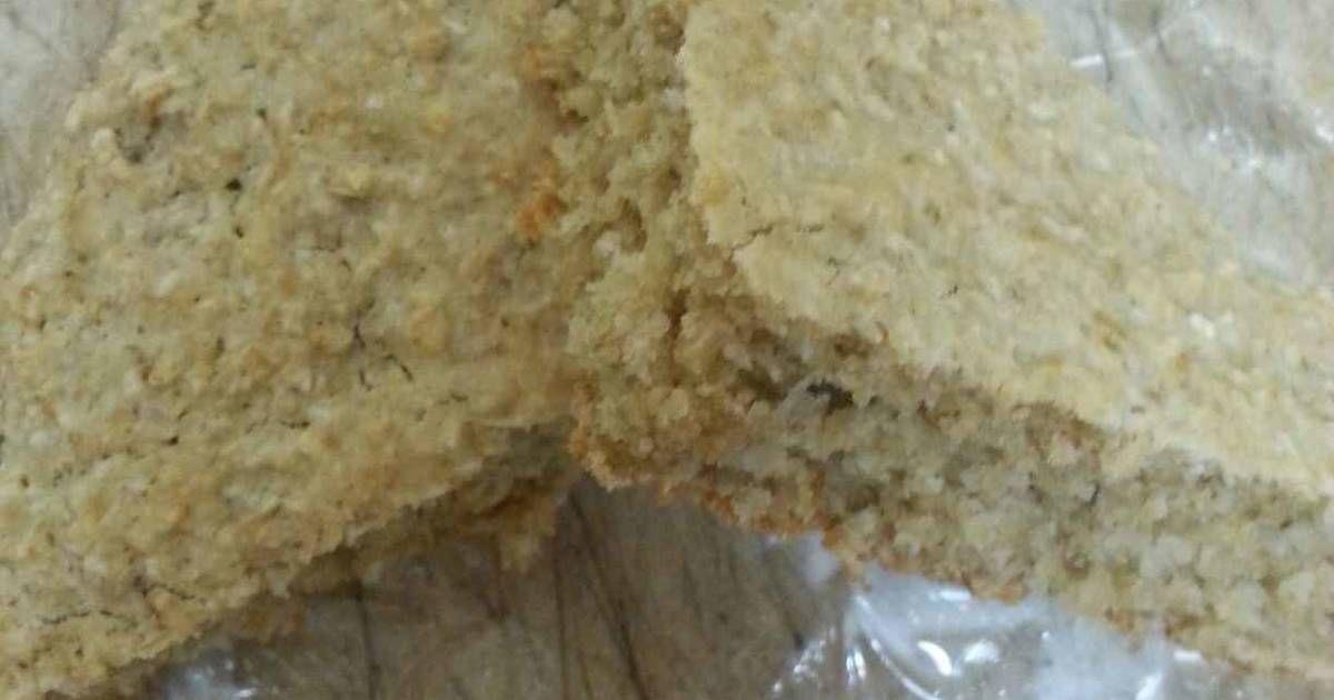 عمل كيكة الشوفان بالصور من Jojololo Recipe Banana Bread Food Oatmeal Cake