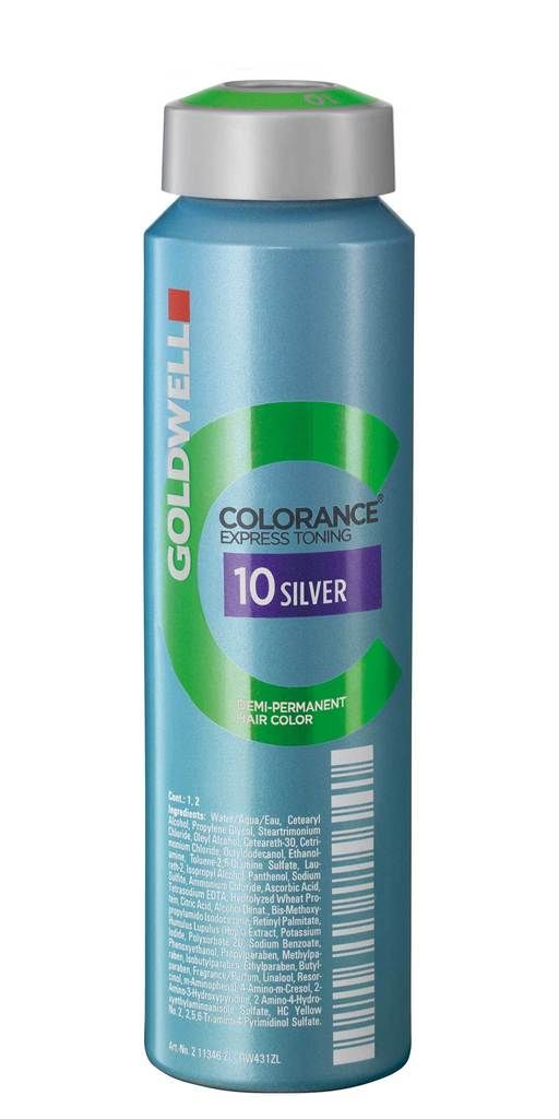 Goldwell Colorance Express Toning Silver - 120 ml