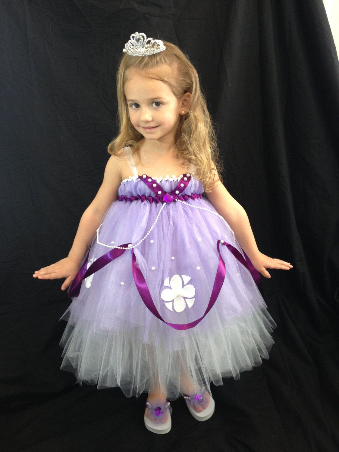 Sofia the First Tutu Dress | Madison | Pinterest | Tutu dresses ...