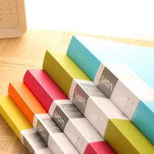 A4 Libro de Datos de Carpetas de Archivos carpeta de Archivo de la Escuela de Colores Documento Organizador de Documentos de 20/30/40/60 hojas de Pasta Escolar(China (Mainland))