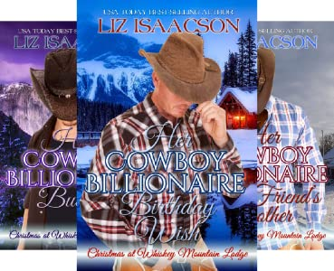 Read the entire Christmas at Whiskey Mountain Lodge series