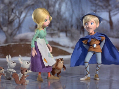 Christmas Tv History February 2013 Muppet Family Christmas Jack Frost Classic Christmas Movies