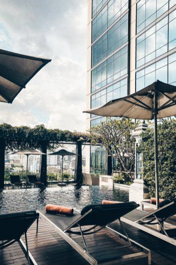 Review The St. Regis Bangkok Reisen, Wolkenkratzer und