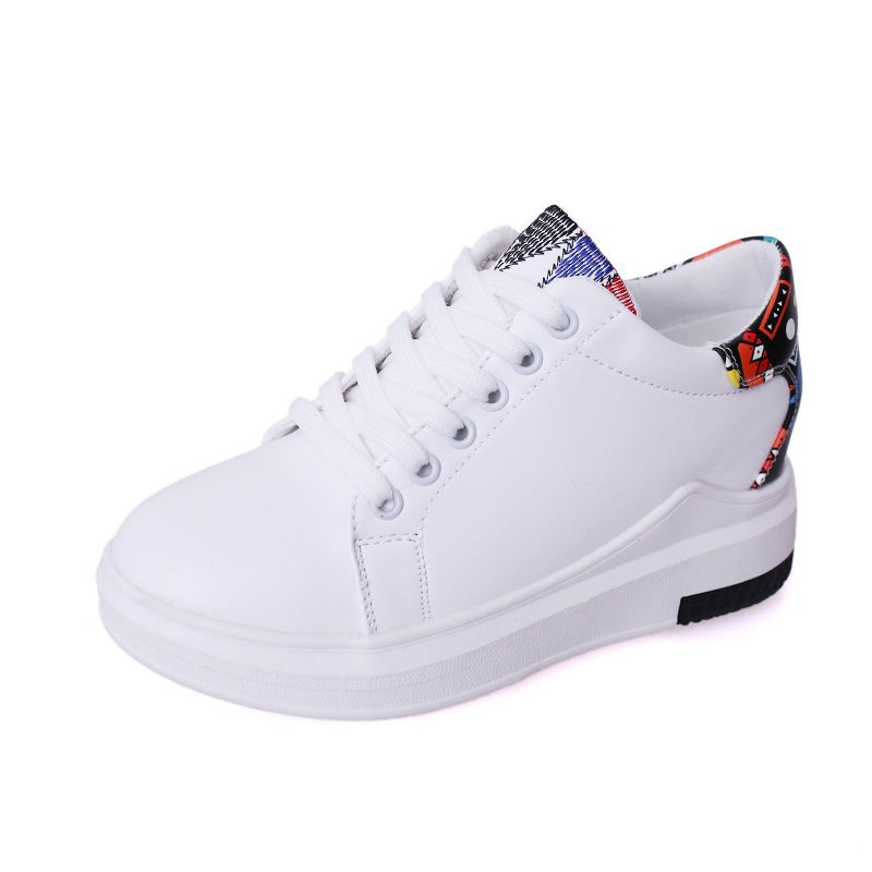 62bc193c2 Original new pu shoes women s sneakers for women low classic Skateboarding  Shoes white color free shipping