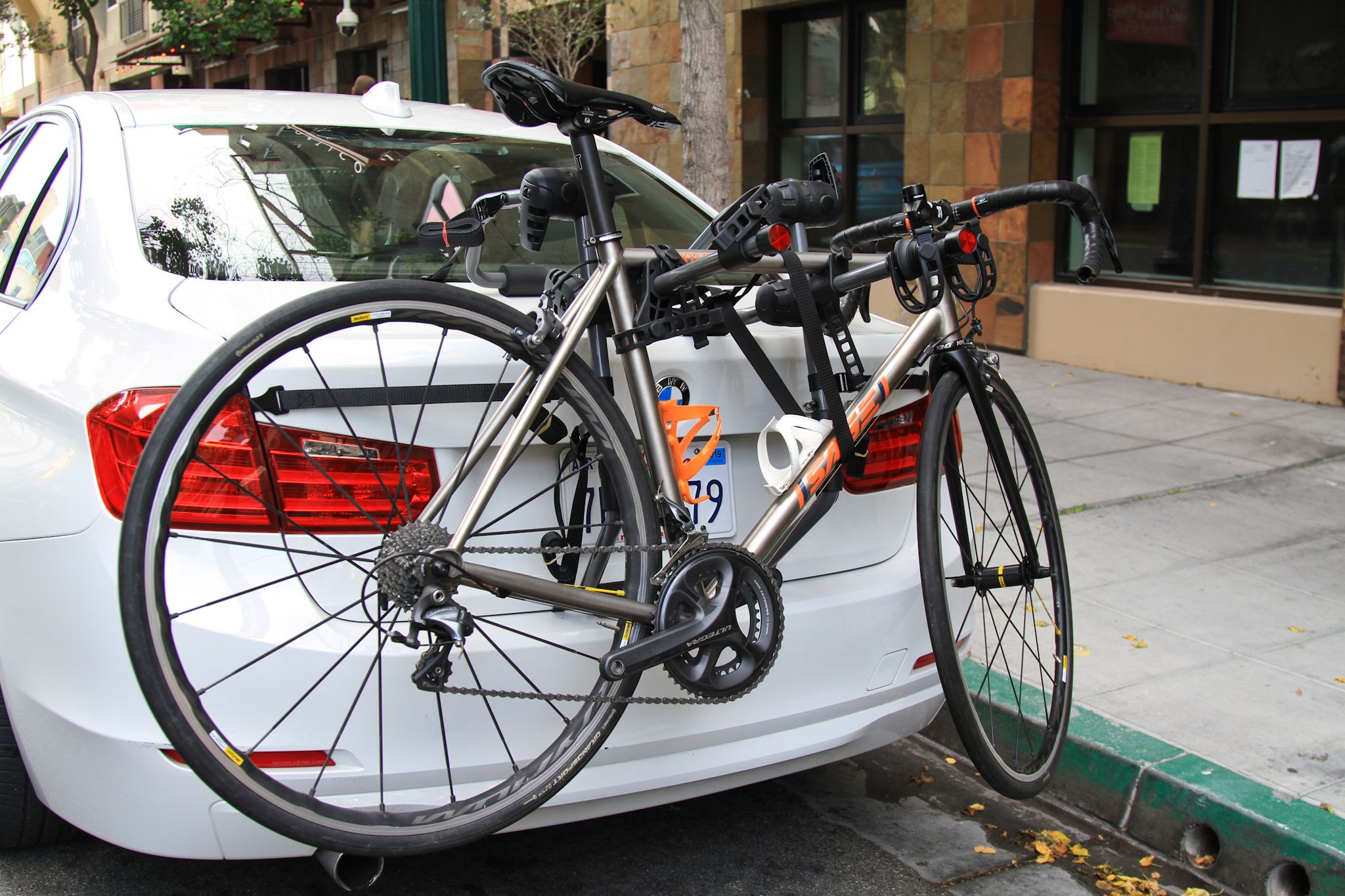 Expedition F6 Trunk Bike Rack With Images Trunk Bike Rack