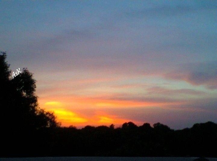 #twilight #nature #sky #myshot #photography #aesthetic