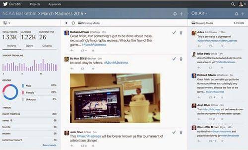 Menyaingi Storify Twitter Luncurkan Curator Medsos Pinterest