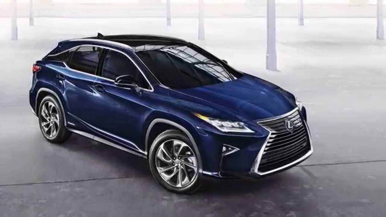 Defined By Design Safety And Utility The Lexus Rx 350 F Sport Offers A More Agile Invigorating Ride Find Out Why Is High
