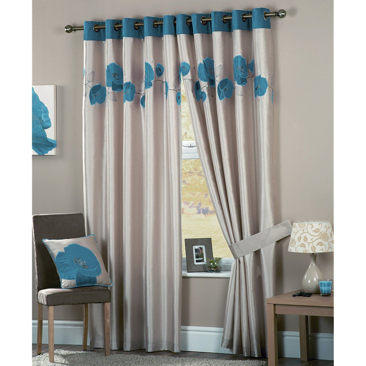 Explore Lined Curtains Poppy And More