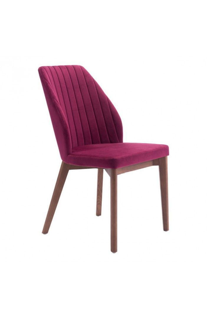 Zuo Mod Vaz Dining Chair Red Velvet Dining Chairs Dining Chair